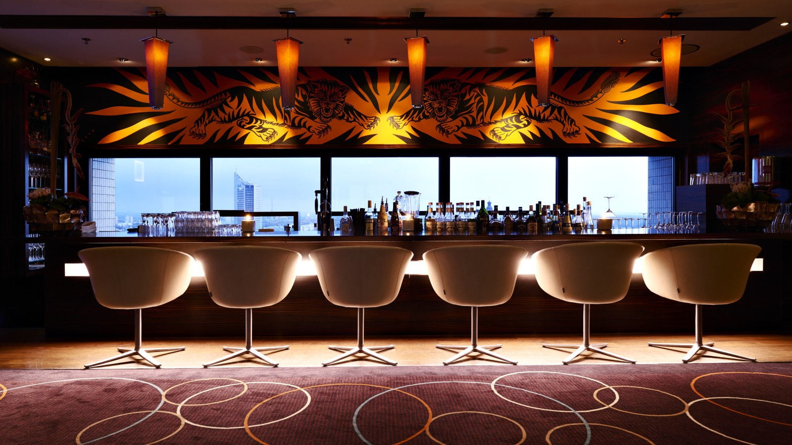 The Westin Leipzig FALCO Bar & Lounge