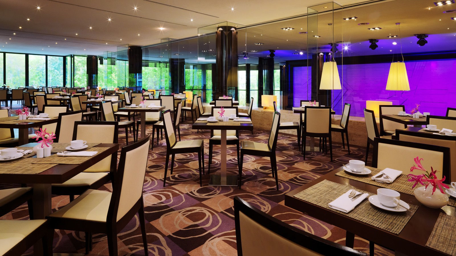 The Westin Leipzig Restaurant Brühl
